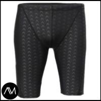 Celana Renang Pria Sharkskin Size XXL - Black