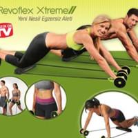 revoflex Xtreme alat olahraga ringkas / alat gym