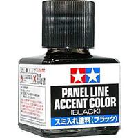 Panel Line Accent Colour (black)- 87131