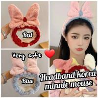 headband minnie mouse bando minnie mouse