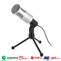 Mic Condenser Microphone With Stand Yanmai SF-960