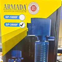 Pompa aquarium internal filter ARMADA SP 2600F