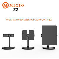 MIXIO Multi stand mobile phone stand Holder Hp stand meja dudukan PAD