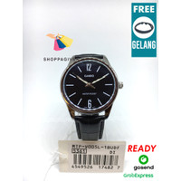 Jam Tangan Pria Original Casio Analog Watch MTP-V005L-1B BERGARANSI