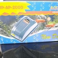 Promo murah aerator airpump AQUAMAN AP 2000