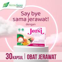 JERSI Obat Herbal Jerawat 30 Kapsul