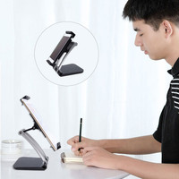 Q10 Holder tablet Hp Full Stainless Folding Mobile Phone Desktop Stand