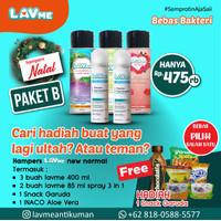 Lavme Anti Bacterial Spray - Paket Hampers Natal B