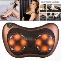 Bantal Pijat Portable Car and Home Massage pillow 15pcs pesanan
