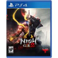 PALING MURAH!! PS4 NIOH 2 CD GAME BD Playstation 4 English
