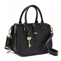 Fossil Ryder small black