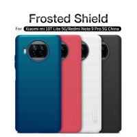 Nillkin Frosted Hard Case Xiaomi Mi 10T Lite 5G / Redmi Note 9 Pro 5G