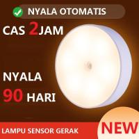 LAMPU TIDUR SENSOLAMPUR GERAK LED/LAMPU LEMARI/ LAMPU TANGGA/EMERGENCY
