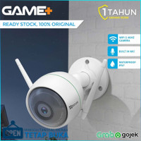 EZVIZ HUSKY C3WN 1080P Full HD IP CAMERA CCTV WiFi GARANSI RESMI 1 TH - C3WN