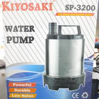 Pompa celup kolam hidroponik KIYOSAKI SP 3200