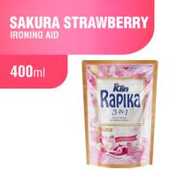 Rapika Iron Aid Sakura Strawberry 400 ml