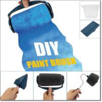 Kuas Cat Tembok Paint Runner Pro Roller 5 in 1 - Blue