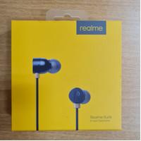 Realme Buds in-aer earphone original resmi garansi 6 bulan