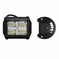 Lampu Tembak Sorot 12 Mata 18 Watt 2 Mode Sorot Strobo R189