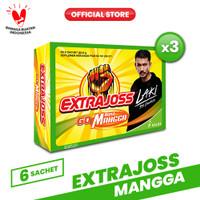Extra Joss Laki Mangga 3 Pack (18 Sachet)