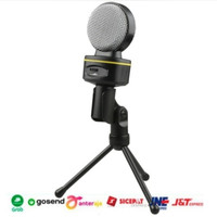 Mic Condenser Microphone Snowball stand Gaming Laptop SF-930