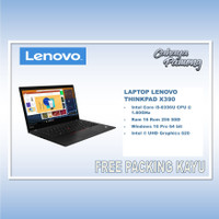 Laptop LENOVO Thinkpad X390 Intel core i5-8365U RAM 16 GB /256 SSD