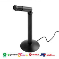 Microphone For Laptop Mic Andoer Gaming 3.5mm Stand Mount SF-950 Hitam