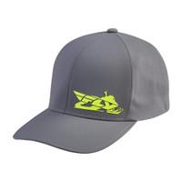 TOPI FLY PRIMARY HAT GREY/HI-VIS LG/XL