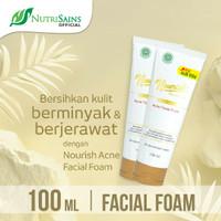 Nourish Beauty Care Acne Facial Foam 100 mL