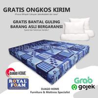 Kasur Busa Royal Foam Premium 160x200x10 Garansi 20th JABODETABEK