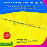 Encoder Strip Panjang Canon E460 MG2570s iP2870 E400 Printer MG2570