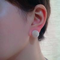 Anting Fashion Pearl kecil