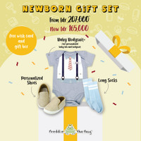 NEWBORN BABY GIFT SET   GIFT PACKAGE A
