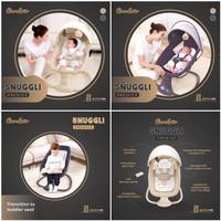 Bouncer Cocolatte Weeler Snuggli Premier / Ayunan Bayi Otomatis