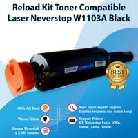 Cartridge Toner Compatible 103a W1103A HP 1000a 1000w 1200a 1200w CHIP