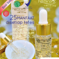Naminara Facial Serum Gold 24K 12,5ml