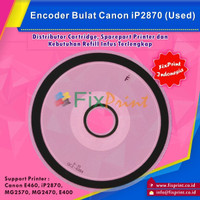 Encoder Bulat Canon iP2870 MG2570 MG2470 Timing Disk MG2570s E400 E460