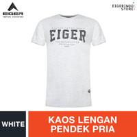 Eiger Riding Established Logo T-shirt - White