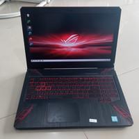 Laptop Asus TUF Gaming FX504GD Core i7-8750H Ram8/1TB Ssd128gb GTX1050