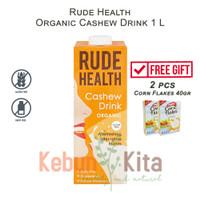 Rude Health Organic Cashew Drink 1 L