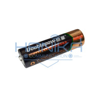 Satu Doublepow LR6 Baterai AA 1.5V Battery Dry Cell Batre A2 1.5V Baru