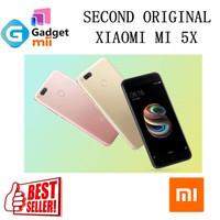 Xiaomi Mi 5x A1 Ram 4-64gb seken likenew reddy