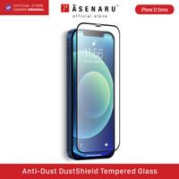 Asenaru Anti Dust Tempered Glass iPhone 12 / Mini / Pro / Pro Max
