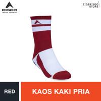 Eiger Riding X Mojave Linn Socks - Red L