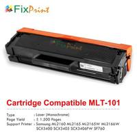 Cartridge Toner Compatible MLT-D101S 101S Samsung ML-2850D 2851 SF760P