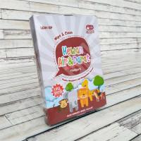 Flashcard Hewan Air & Darat - KONSEP Wipe & Clean Kartu Pintar Anak