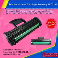 Cartridge Toner Compatible MLT-D108S 108S MLT108 Samsung ML1640 ML2240