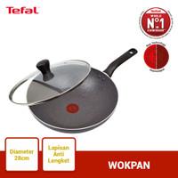 Tefal Natura Wokpan 28cm+ lid