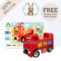 ELC HappyLand Ride On Bus Mainan Mobil Anak Happy Land