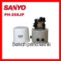 Pompa Air Pompa Sumur Sanyo PH 258 JP 250Watt Garansi Motor 5tahun